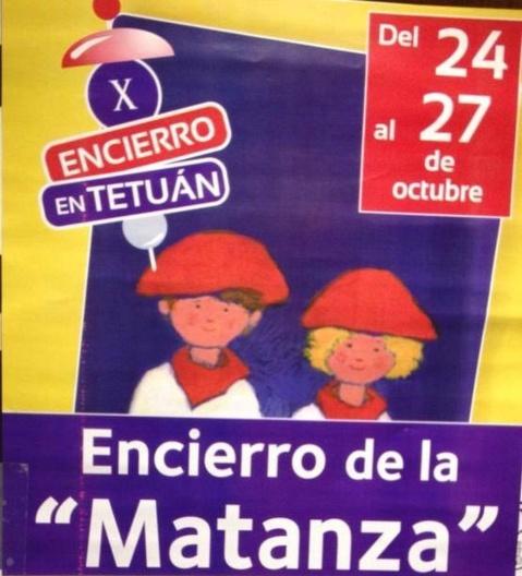 Encierro Matanza