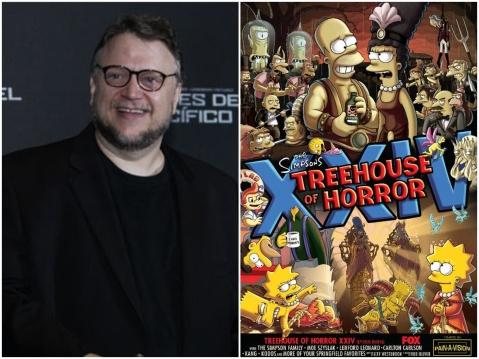 Del Toro-Los Simpsons