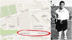 Calle Rafael Alsúa