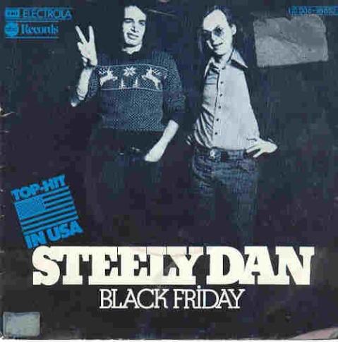 Steely Dan-Black Friday