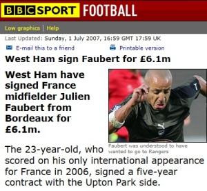Fuente: BBC Sport