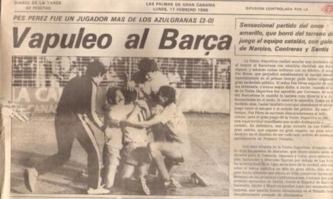 Fuente: UD Las Palmas