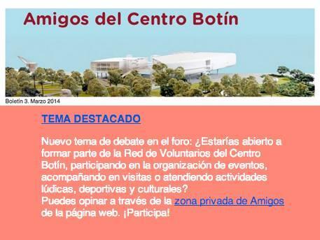 Amigos Centro Botín