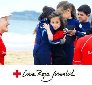 Disfrutar el mar - Cruz Roja Juventud