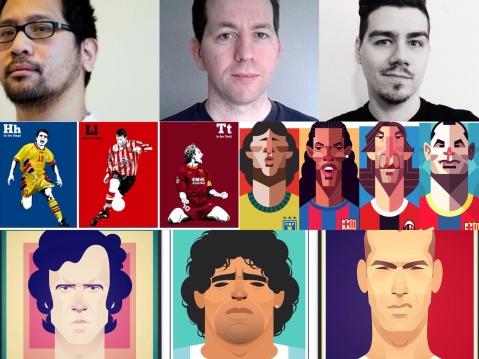 Fútbol ilustrado