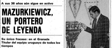 Mazurkiewicz Uruguay
