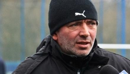 Dobrovolski entrenador