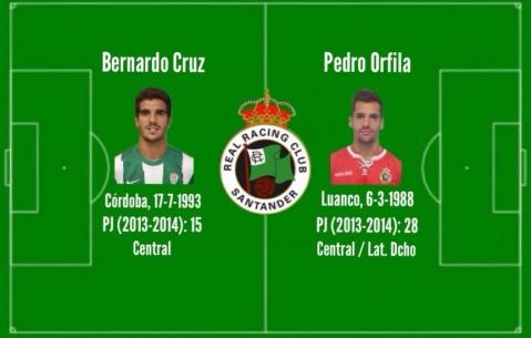 Datos Orfila-Bernardo Cruz
