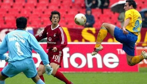 Zahovic Benfica